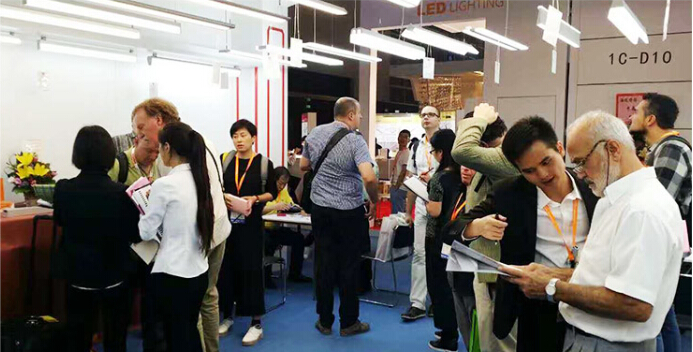 2017 HongKong International Lighting Fair