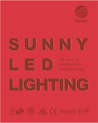 Sunny LED lighting 2017