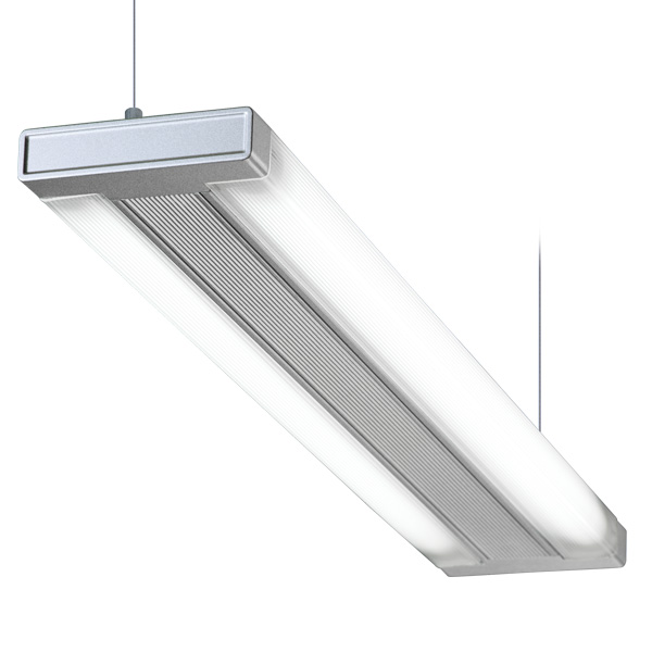 DZ5-1602X T5 suspension indoor lamp for office and commercial and residential use.