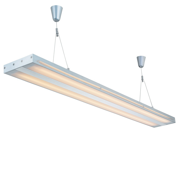 DZ5-1612M T5 suspension indoor lamp for office and commercial and residential use.