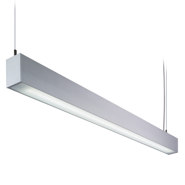 DZ6-1602H T5 suspension indoor lamp, simple slim linear lamp, up & down light, for office and commercial and residential use.
