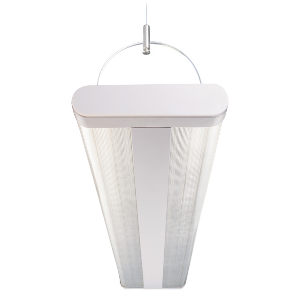DZ-1604  T5 pendant indoor lamp for office and commercial and residential use.