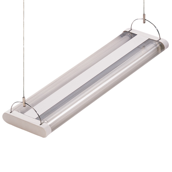 DZ-2602  T8 suspension indoor lamp for office and commercial and residential use.