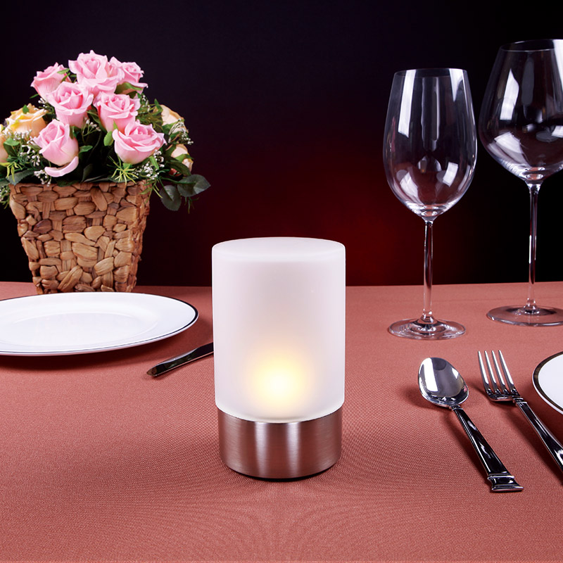 TL-C5 LED Rechargeable mood Lamp, cordless and portable bar lamp and table lamp