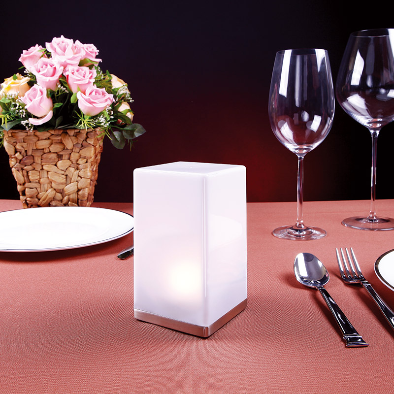 TL-S5 LED Rechargeable mood Lamp, cordless and portable bar lamp and table lamp