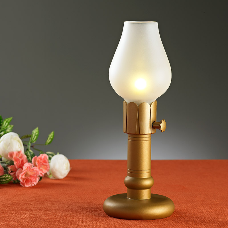 TL-I6 LED Rechargeable mood Lamp, cordless and portable bar lamp and table lamp
