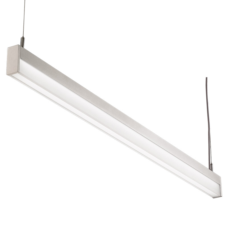 Led Suspension Linear Lamp Aluminium Lighting Fixture