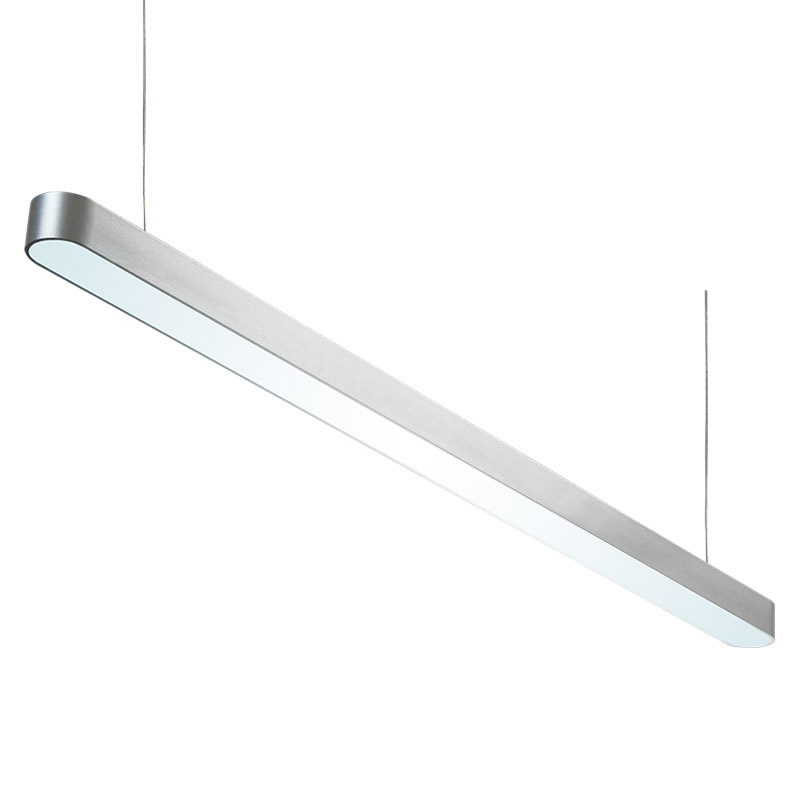 LED-005B LED ceiling mounted linear light indoor lamp for office and commercial and residential use.
