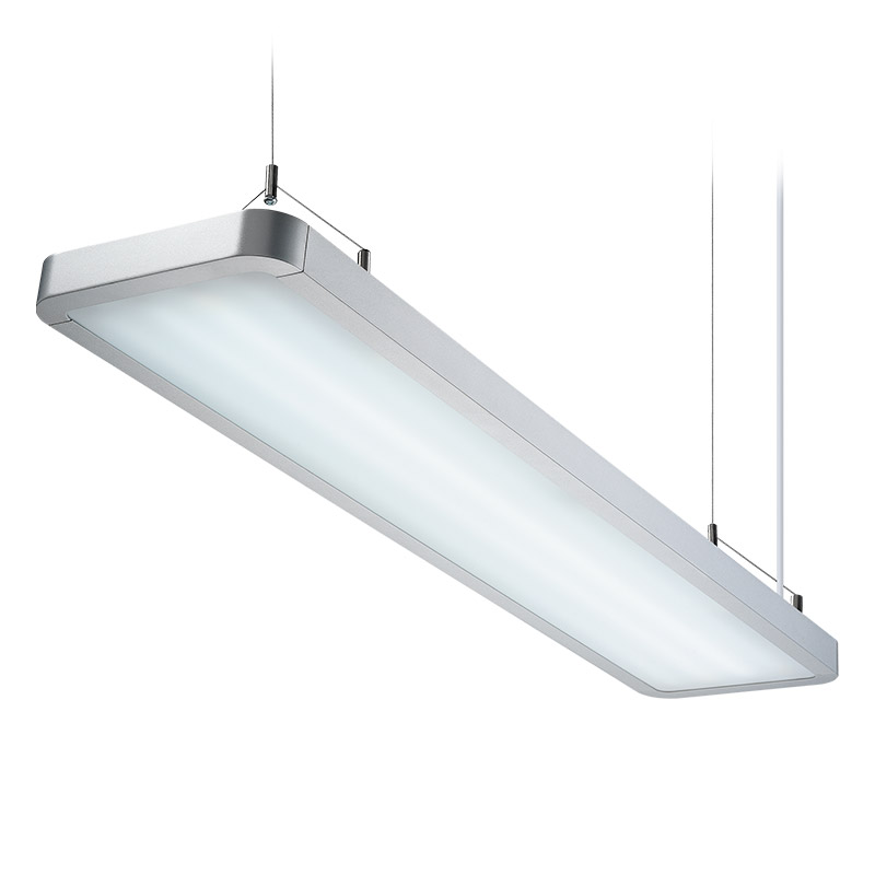 LED-007 LED ceiling mounted linear light indoor lamp for office and commercial and residential use.