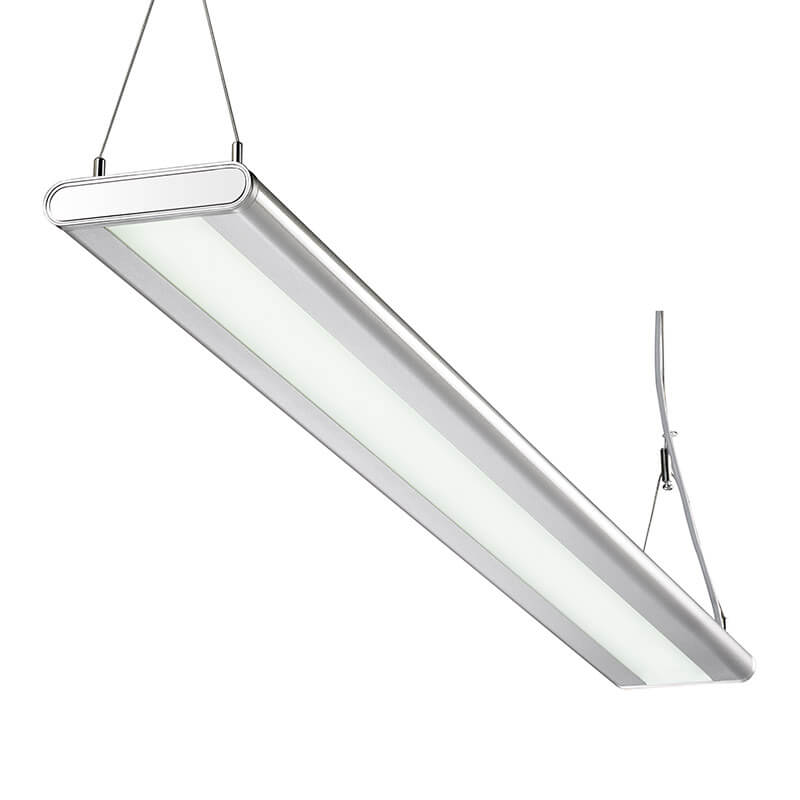 LED-013 LED ceiling mounted linear light indoor lamp for office and commercial and residential use.