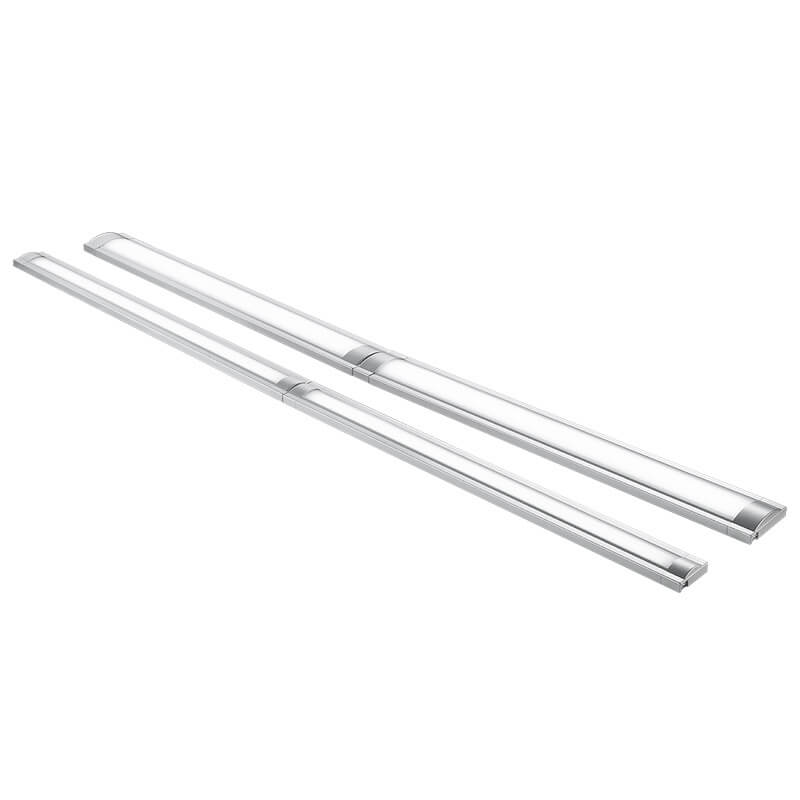 LED-PJ1601S LED ceiling mounted linear light indoor lamp for office and commercial and residential use.