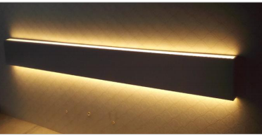 LED-048B-WALL up & down light,  modern design for residential, corridors and architectural use.High lumen, strobeless,glare free